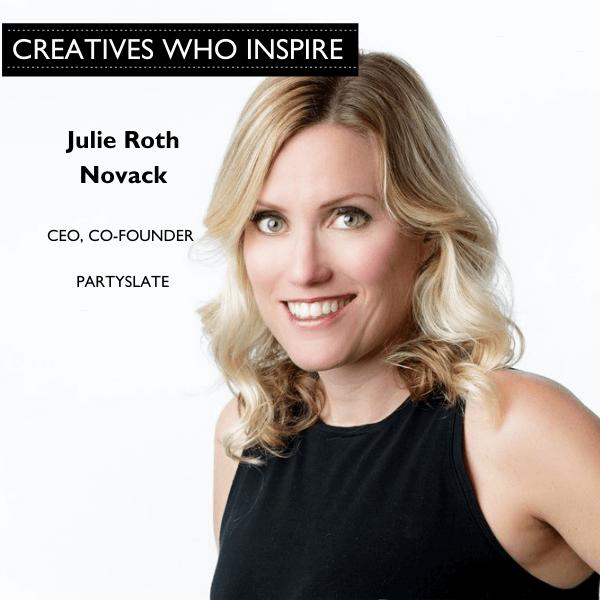 Julie Roth Novack CEO Partyslate