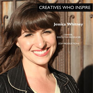 Jessica Whitney of Zoe Productions