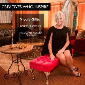 Nicole Gillis of Nicole Alexandra Events