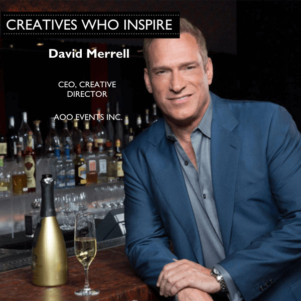 David Merrell of AOO Events