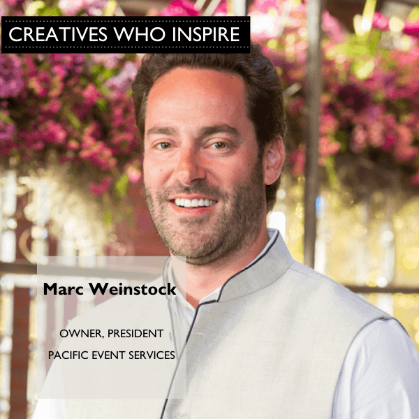Marc Weinstock Pacific Event Services