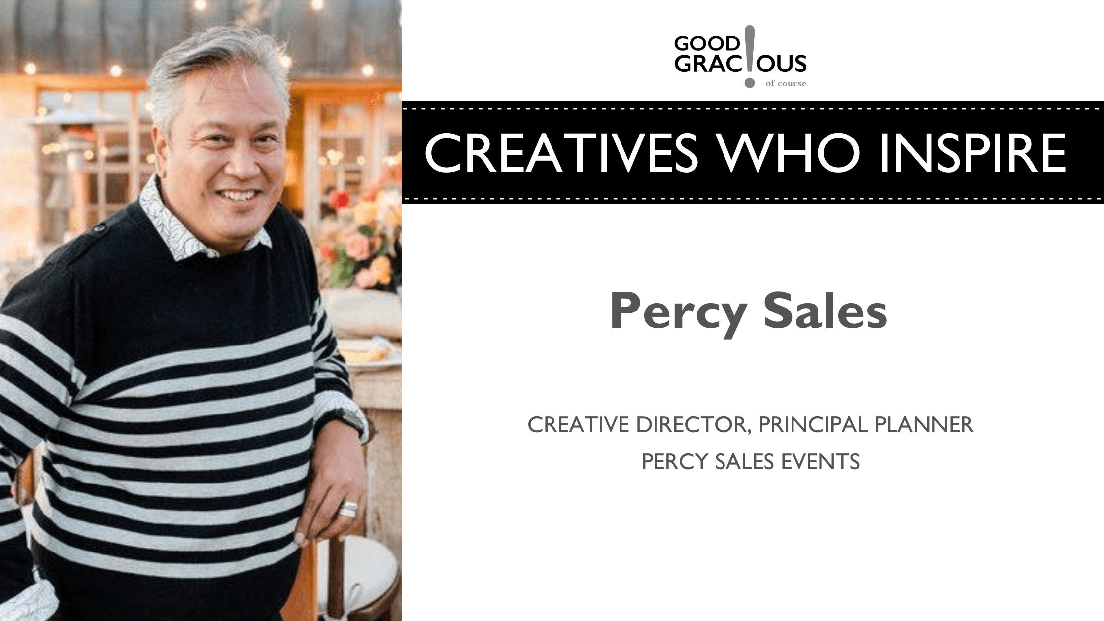 percy sales