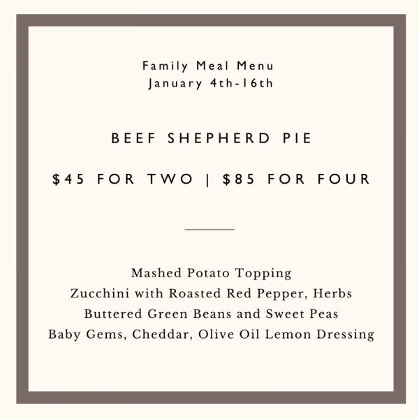 Beef Shepherd Pie