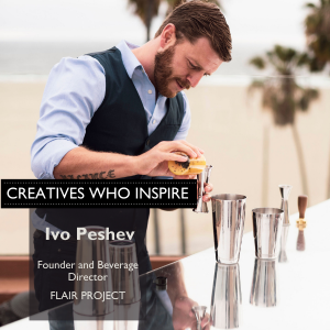 Ivo Peshev of Flair Projects